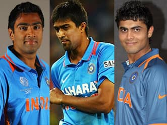 Playing both Ravichandran Ashwin and Rahul Sharma at Melbourne was absurd
