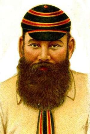 August 18, 1876 - Eight days in which WG Grace shook the cricketing world