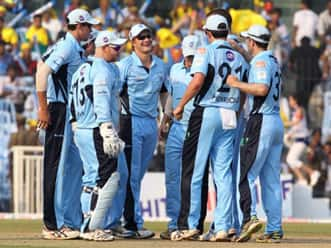 Mumbai Indians vs NSW Blues: CLT20 statistical highlights