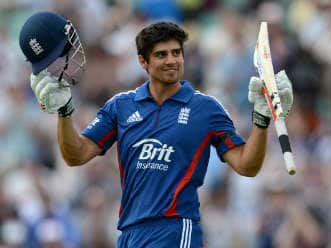 Alastair Cook ton helps England seal series against West Indies