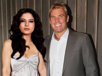 PCB claims that Shane Warne is dating