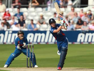Sarah Taylor named ICC Women's T20 Cricketer of the Year