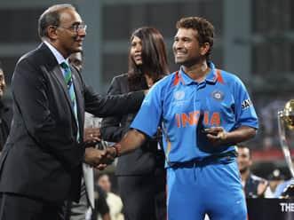 Tendulkar writes to Lorgat, urges ICC to make changes in ODIs