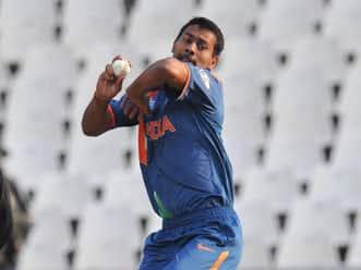 Praveen Kumar doubtful for World Cup