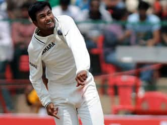 Pragyan Ojha was waiting for an opportunity to prove himself, says father