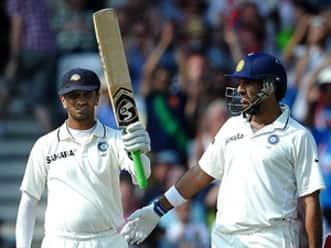 Yuvraj Singh praises Rahul Dravid