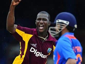 West Indies restrict India to 159