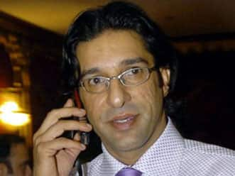 Wasim Akram upbeat on reviving India-Pakistan cricketing ties