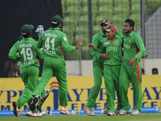 ICC World T20 2012: Bangladesh elect to bowl against New Zealand