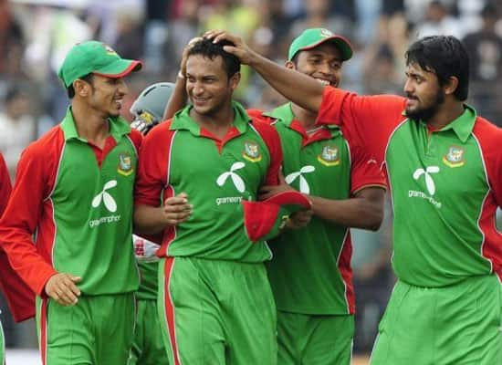 Bangladesh vs West Indies, 3rd ODI, Chittagong (Oct 18, 2011)