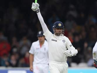 Rahul Dravid's 217 against England at The Oval