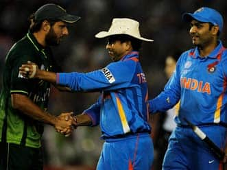ICC task team recommends revival of Indo-Pak cricket ties