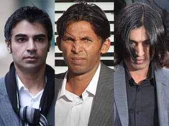 Spot-fixing: Factfile on Butt, Asif, Aamer and Majeed