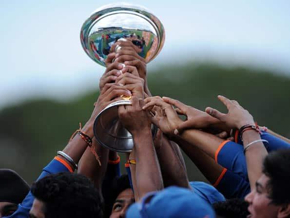 India vs England 2012-13 ODI series trophy unveiled