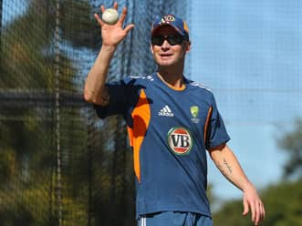 Michael Clarke says Ponting can have one of his best series