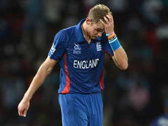 ICC T20 World Cup: England will learn from mistakes, says Stuart Broad