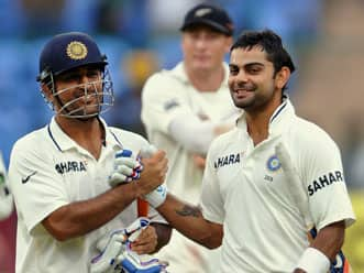 Virat Kohli was superb with the bat: MS Dhoni