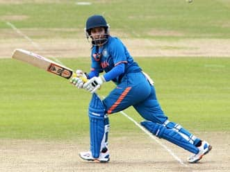 Mithali Raj lone Indian women cricketer to be nominated for ICC Awards