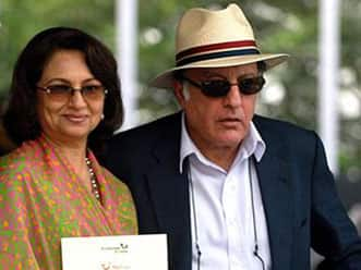 Sharmila Tagore explains why she chose Ian Chappell to pay tribute to Tiger Pataudi