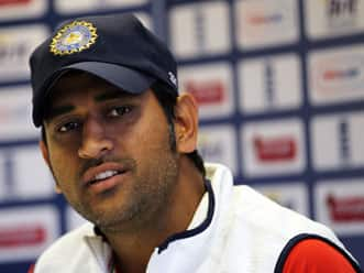 MS Dhoni baffled by fifth day Wankhede pitch