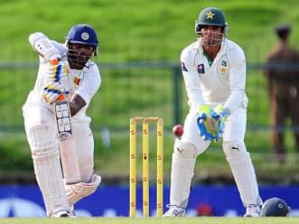 Live Cricket Score: Sri Lanka vs Pakistan third Test at Pallekele – Day four