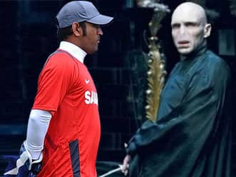 MS Dhoni and the Chamber of Secrets.