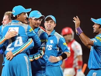 Pune Warriors India continue their winning form with victory over Kings XI Punjab in IPL 2012