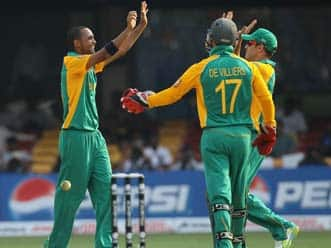 South Africa chalk up clinical win over Australia
