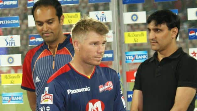 IPL 2013: David Warner is the bully in Delhi Daredevils