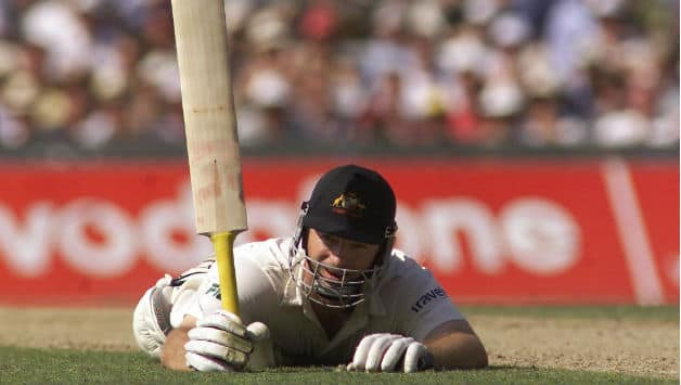 Steve Waugh's fighting ton at The Oval in Ashes 2001