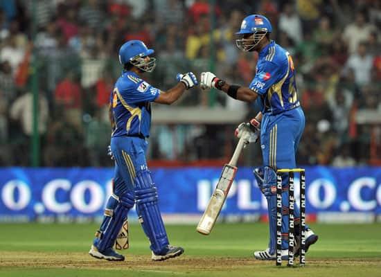 RCB vs MI, IPL 2012, (May 14, 2012)