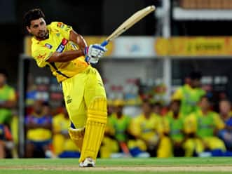 Murali Vijay blistering century helps CSK set a target of 223