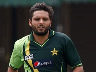 Pakistan captainship is a 'sacrificial lamb' position, says Afridi