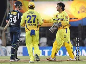 IPL 2012: Deccan Chargers always loses to Chennai Super Kings, says Darren Lehmann