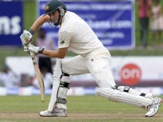 Shaun Marsh becomes 19th Aussie to hit ton on debut