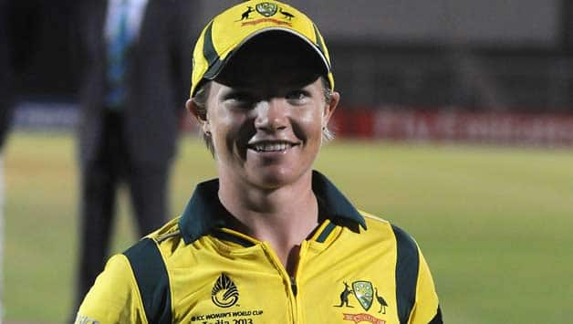 Jess Cameron says Australian women in good position after sole Ashes Test