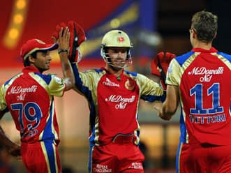 Bangalore look to bounce back in IPL tie against Pune