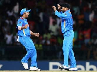 ICC World T20 2012: Brilliant performance by Harbhajan, says MS Dhoni