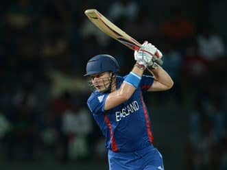 ICC World T20 2012: Luke Wright blitzkrieg powers England to mammoth total against Afghanistan