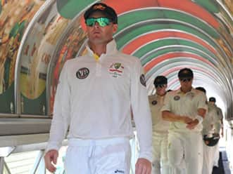 Michael Clarke has qualities to be a captain.