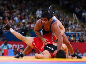 Sachin Tendulkar prays for Sushil Kumar's success at London Olympics