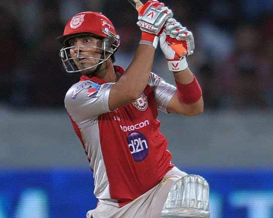 DC vs KXIP, IPL 2012, (May 8, 2012)