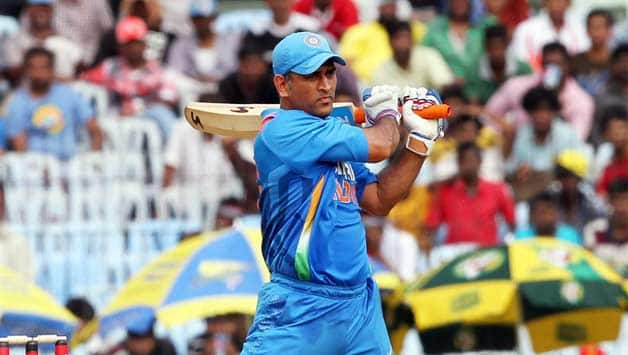 Fans in Mumbai support MS Dhoni despite India's recent slump