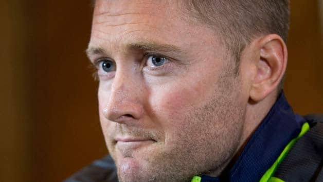Australia won't lower standards, says Michael Clarke