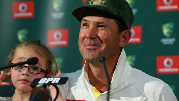Ricky Ponting nominates Sachin Tendulkar as the greatest cricketer he has played against