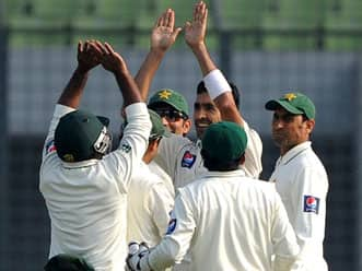Pakistan in command against Bangladesh on day four