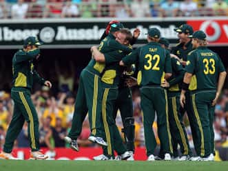 Match-winners in the Australian World Cup squad
