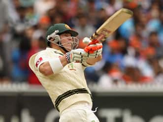 David Warner interview video –  First Test, Day Two at Melbourne