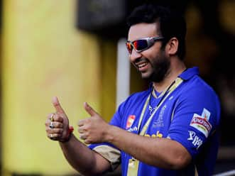 IPL 2012: Rajasthan owner Raj Kundra not worried about franchise profits