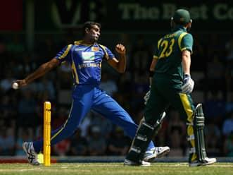 Live Cricket Score Australia vs Sri Lanka 9th ODI at Hobart: Sri Lanka need 281 to win